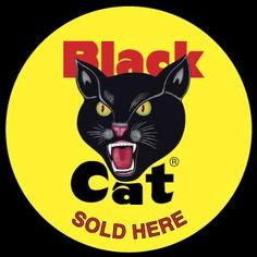Black Cat Fireworks!