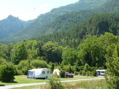 Camping With Cabins Near Me Camping, Golf Courses, Dolores Park, France, Mountains, Holiday, Travel, Caravans, Google