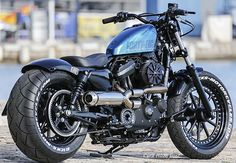 New For 2016. Up To 240 mm Tire On Rubber Mounted Harley ...