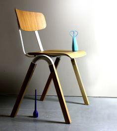Hatcham stacking chair, Decode