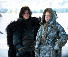 Jon + Ygritte | Game of Thrones