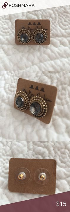 Never worn Handmade earrings Handmade earrings - never worn Jewelry Earrings