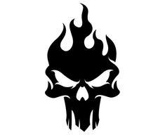 Skull Tattoo Design, Skull Tattoos, Tribal Tattoos, Dark Art Drawings, Tattoo Drawings, Skull Drawings, Skull Stencil, Totenkopf Tattoos, Posca Art