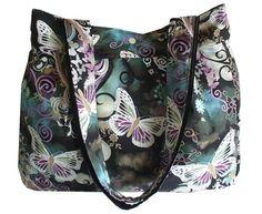 Bernadette Shoulder Bag ePattern ♥ pdf sewing pattern ♥ by Susie D Designs Handbag Patterns, Bag Patterns To Sew, Pdf Sewing Patterns, Quilting Patterns, Quilting Ideas, Butterfly Bags, Carry All Bag, Large Shoulder Bags, Beautiful Bags