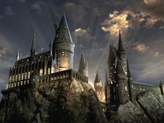 I got: The Wizarding World! Which Fictional World Would You Be Born Into?