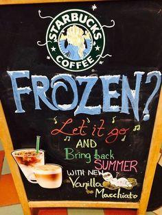 starbucks x disney (YASS) Walt Disney, Disney Magic, Disney Frozen, Disney Art, Disney Pixar, Starbucks Art, Starbucks Drinks, Starbucks Funny, Disney Starbucks