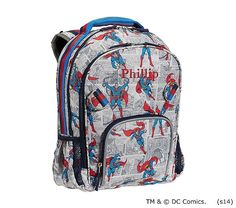 2a4ea98b89a4 38 Superhero Backpacks and Lunch Boxes For Your Little Hero