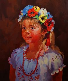 Artist Anastasia Yaroshevich (Ukraine)
