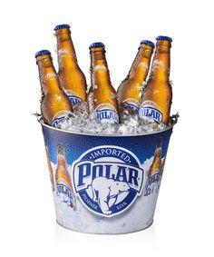 Retoque Productos Cerveza Polar by Bernardo Borrat, via Behance