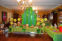 Emerald City Table