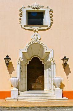 Door in Sabinas Hidalgo Nuevo Leon, Mexico. Families home town!