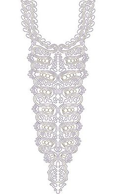 In this category, you would find Cording Neck embroidery designs as per demand from Tunisia, Algeria and Afghanistan clients. You can always use our service to modify or create similar neck embroidery designs from us of any type and concept. Zardozi Embroidery, Shirt Embroidery, Embroidery Applique, Embroidery Patterns, Machine Embroidery, Cross Stitch Embroidery, Soutache Pattern, Embroidery Neck Designs, Embroidery Hearts