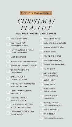 Instagram Story Template - kelseyinlondon - Kelsey Heinrichs - Christmas Bucketl... - #Bucketl #Christmas #Heinrichs #Instagram #Kelsey #kelseyinlondon #Story #Template