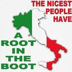 My grandmother was from Abruzzi and my grandfather was from Calato Biano, Sicily.  I have visited and loved it. They immigrated to NYC and met there.