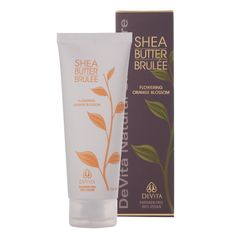 Shea Butter Brulee | Flowering Orange Blossom 7oz/210ml Natural Body Lotion with Shea Butter