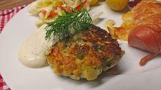 Gemüsefrikadellen mit Kräuterquark, ein sehr schönes Rezept aus der Kategorie Saucen & Dips. Bewertungen: 19. Durchschnitt: Ø 3,3.