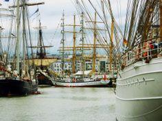 Tall Ships Race 2013 Helsinki. - photo rai-rai