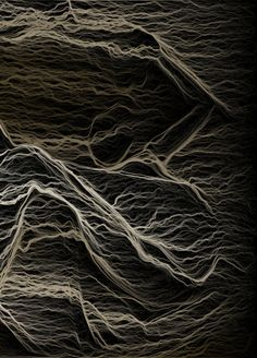 Oxane Wave Form #1   Mario Klingemann