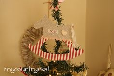 My country nest: Natale