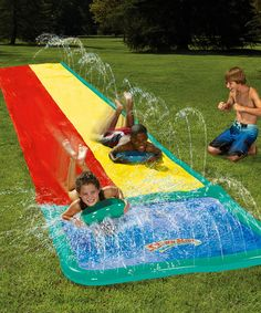 Another great find on #zulily! Slip 'N Slide Hydroplane Double Wave by Wham-O #zulilyfinds