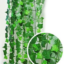 Fresh new arriving 5PCS Garland Plants Vine Flowers Home Wedding Decoration Mariage Natural 1Pc 8.2Feet Green Artificial Hanging Ivy Leaves now at discount $US $3.75 with free postage  you will discover this specific piece as well as a whole lot more at our online site      Find it now on this site >> http://bohogipsy.store/products/5pcs-garland-plants-vine-flowers-home-wedding-decoration-mariage-natural-1pc-8-2feet-green-artificial-hanging-ivy-leaves/,