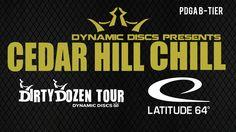 2014 Cedar Hill Chill Lead Card Part 1 | Disc Golf Tournament