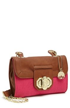 Big Buddha 'Cinna' Crossbody Bag available at #Nordstrom