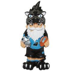 Carolina Panthers Team Mascot Gnome