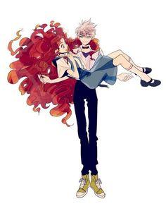 Jack & Merida (Jarida)