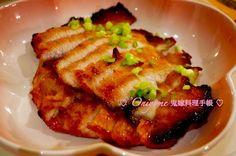 鬼嫁料理手帳: 燒豬頸肉 (附食譜)