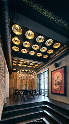Dogs&Tails bar design by Sergey Makhno Architects on Behance