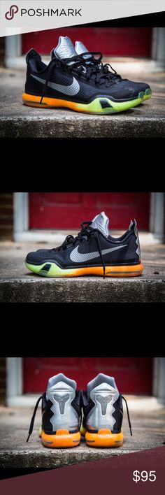 Nike Kobe X Allstar - Sz 11.5 - w  orig. box Nike Kobe X 6dc599466