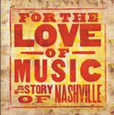 """This Sunday at 2pm tune in to """"For The Love Of Music: The Story Of Nashville"""" on ABC. Watch the trailer: visitmusiccity.com/storyofnashville"""