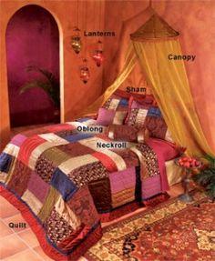 Moroccan Bed Canopy 19 moroccan bedroom decoration ideas | more moroccan bedroom