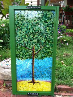 """""""Big Green Tree #2"""""""