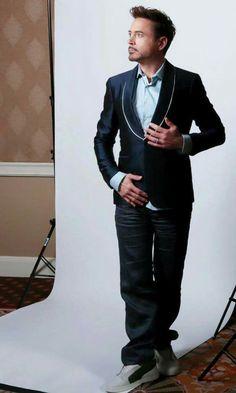 Robert Downey Jr. - photo shoot