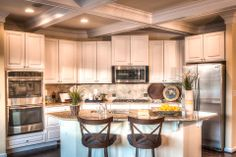 Chateau Townhomes, my dream kitchen...Worman's Mill, Frederick, MD