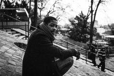 #StreetPortraitOfStephen #MrLouisCochonT-ShirtBrand #Montmartre #serious #dude #BlackAndWhite #Paris75018 #Saturday #cool #attitude #portrait #CamilleGabarra © Camille Gabarra #photographer #portrait