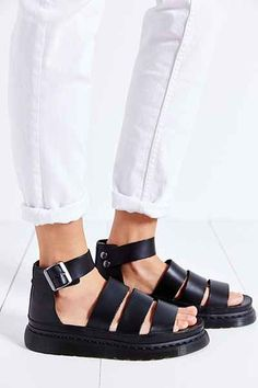 Dr. Martens Clarissa Chunky Strap Sandal