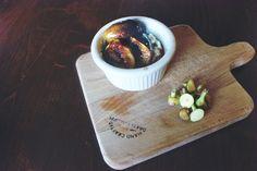Honey Roasted Figs with Fresh Homemade Ricotta