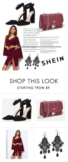 """""""Shein 7/10"""" by zerka-749 ❤ liked on Polyvore"""