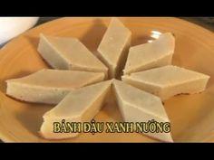 Bánh Đậu Xanh Nướng - Xuân Hồng - YouTube