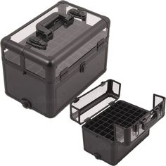 Shop Pro Storage Cases for Nail Polish, Lipstick and Foundations   Makeup Creations