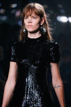 Freja Beha Erichsen for Louis Vuitton Spring 2015 Ready-to-Wear Collection