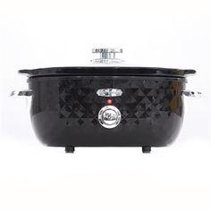 5L Slow Cooker - Black