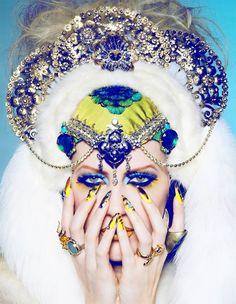 Fashion World Photographer Sequoia Emmanuelle