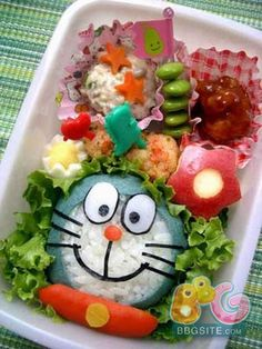 Here Comes The Super Cute Anime Bento Have You Ever Tried To Make An Are Some We Collected