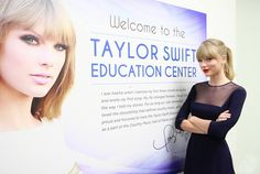 Taylor Swift Opens Education Center in Nashville!: Photo Taylor Swift gets ready to cut the ribbon with her giant red scissors while opening the Taylor Swift Education Center at the Country Music Hall of Fame and Museum… Taylor Swift Funny, All About Taylor Swift, Taylor Swift Facts, Long Live Taylor Swift, Taylor Alison Swift, Katy Perry, Swift 3, Red Taylor, Education Center