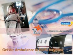 If you want to shift your patients with the good facilities of Air Ambulance in Delhi and Kolkata, then get help from the immediate Vedanta Air Ambulance. This Emergency services available at low priced Delhi and Kolkata. Web@ https://goo.gl/HTvUpA More@ https://goo.gl/coEwRp
