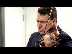 Violinist Maxim Vengerov on achieving different tonal colours